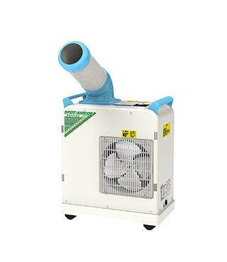 工业冷气机让工业化生产在舒服的自然环境中开展