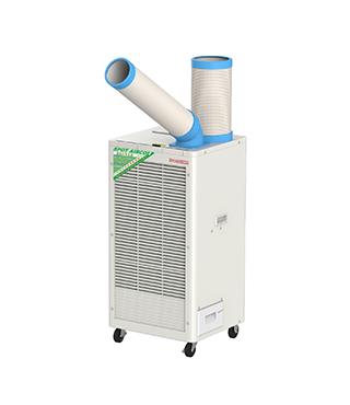 针对移动冷气机在市场上的应用优势